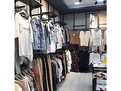 Giyim Rafları Kayseri